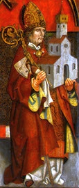 [Saint Wolfgang of Ratisbon]