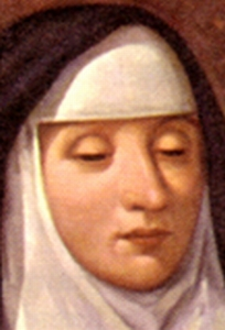 [Venerable Marie de la Ferre]
