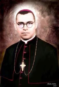 [Blessed Szilárd István Bogdánffy]