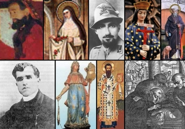 some of the saints and beati celebrated on 17 January