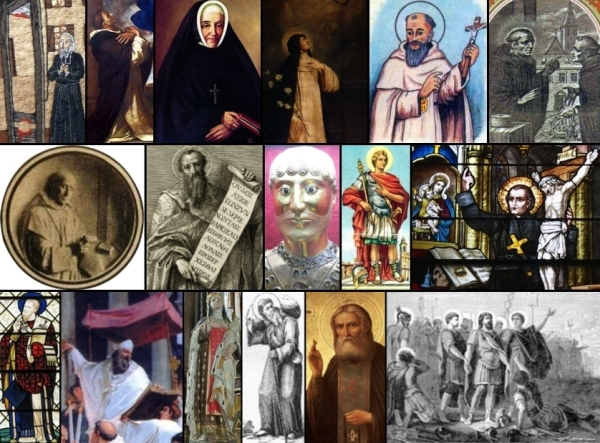 some of the saints and beati commemorated on 2 January