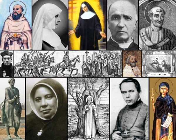 some of the saints and beati commemorated on 5 January