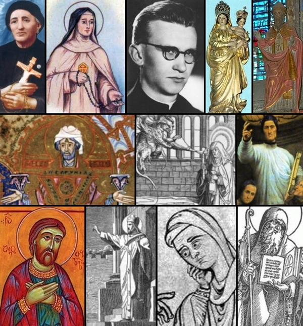 some of the saints and beati celebrated on 8 January