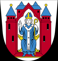 coat of arms of Aschaffenburg, Germany