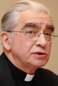 Cardinal Audrys Juozas Backis