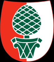 coat of arms for Augsburg, Germany