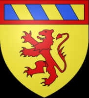 coat of arms for Autun, France