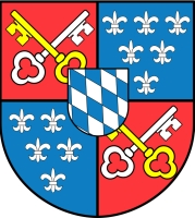 coat of arms for Berchtesgaden, Germany