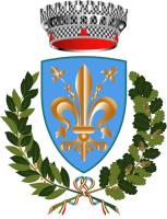 coat of arms for Castiglion Fibocchi, Italy