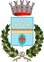 coat of arms for Cavriglia, Italy