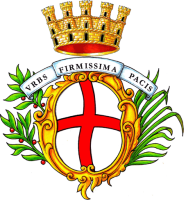 coat of arms for Cherasco, Italy