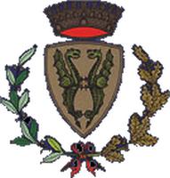 coat of arms for Chitignano, Italy