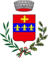 coat of arms for Chiusi della Verna, Italy