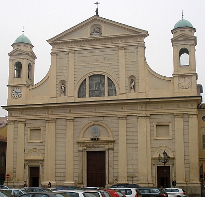 Palace of Bishop of Tortona Italy; taken in 2008 by Vincenzo Caggiano; swiped off the Wikipedia web site