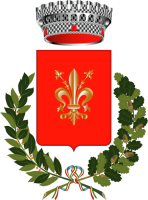 coat of arms for Foiano della Chiana, Italy