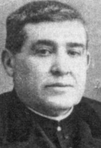 Blessed Francisco Solis Pedraias