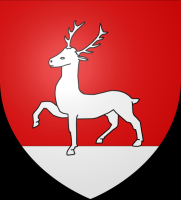 coat of arms for Gerardmer, France