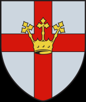 coat of arms for Koblenz, Germany
