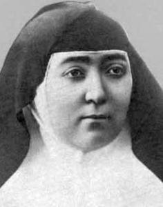 Saint Maria Josefa Sancho de Guer