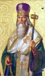 San Tarasio di Constantinople