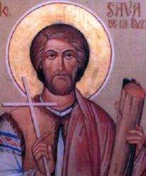 Saint Sabas the Lector