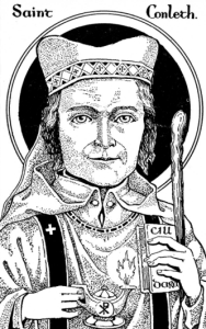 Saint Conleth of Kildare