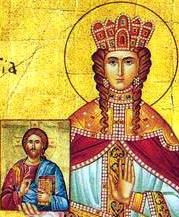 Saint Theodora the Empress
