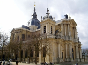 Cathedral of the Diocese of Versailles France