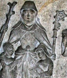 Saint Waltrude