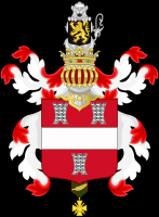coat of arms for Leuven, Belgium
