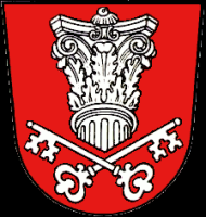 coat of arms of Wessobrunn, Germany