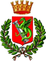 coat of arms for Abano Terme, Italy