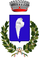 coat of arms for Alanno, Italy
