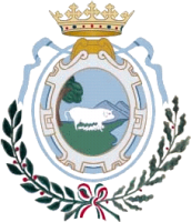 coat of arms for Albano Laziale, Italy