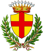 coat of arms for Albenga, Italy