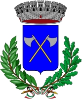 coat of arms for Accettura, Italy