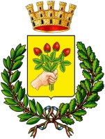 coat of arms for Afragola, Italy