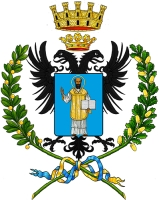 coat of arms for Agira, Italy