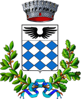 coat of arms for Aglie, Italy