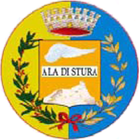 coat of arms for Ala di Stura, Italy