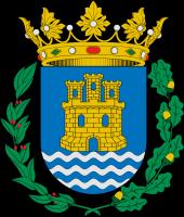 coat of arms for Alcalá de Henares, Spain
