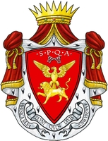 coat of arms for Anagni, Italy