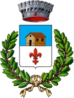 coat of arms for Auletta, Italy