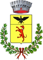 coat of arms for Calvisano, Italy
