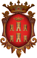 coat of arms for Campobasso, Italy