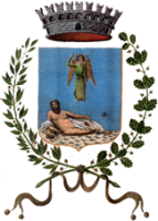 coat of arms for Canicattì, Italy