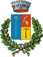 coat of arms for Cogne, Italy