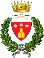 coat of arms for Costacciaro, Italy