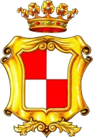 coat of arms for Gaeta, Italy