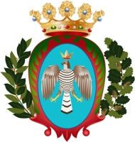 coat of arms for Locri, Italy